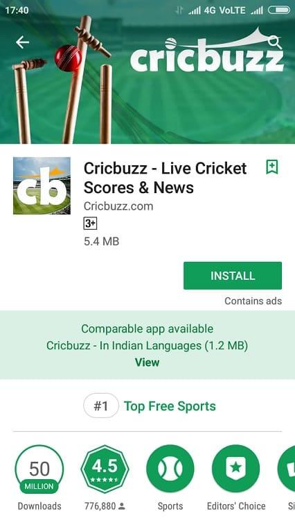 cricbuzz com