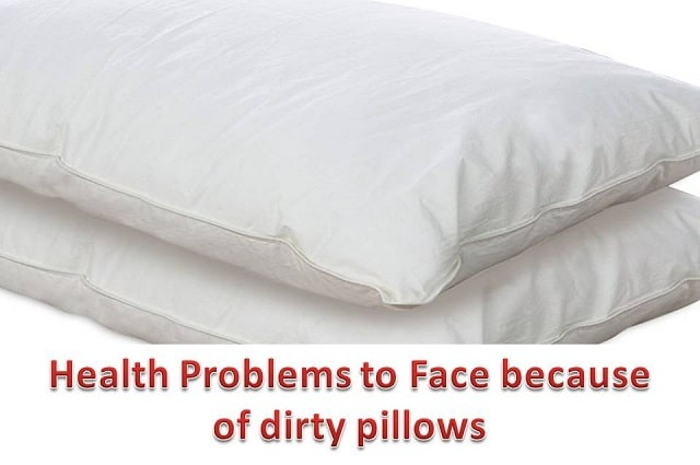 dirty pillows