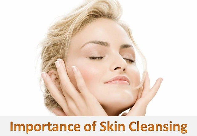 skin cleaning importance