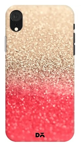 Gatsby Coral Impact iPhone XR Cases