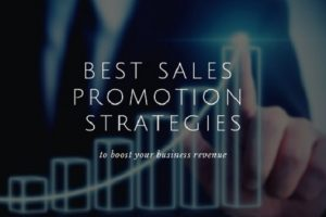 Best sales promotion strategies