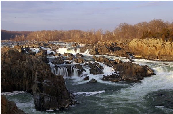 The Great Falls Park