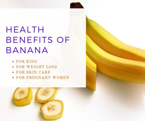 Health benefit of Banana