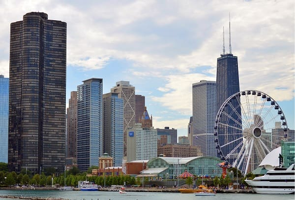 Best things to do in Chicago Itinerary, USA!