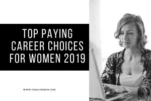 Top career choices for Women
