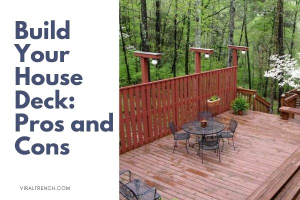 building your house deck