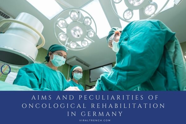 oncological rehabilitation Germany