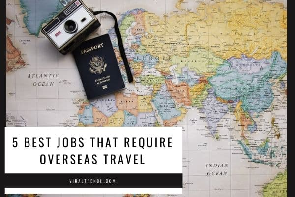 jobs for Overseas Travel