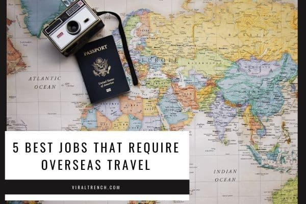 jobs for Overseas Travel