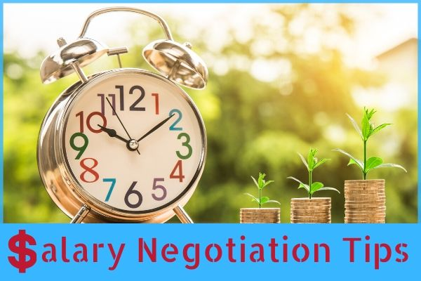 salary negotiation tips