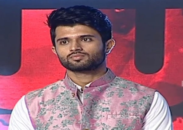 Vijay Deverakonda height Wiki Bio