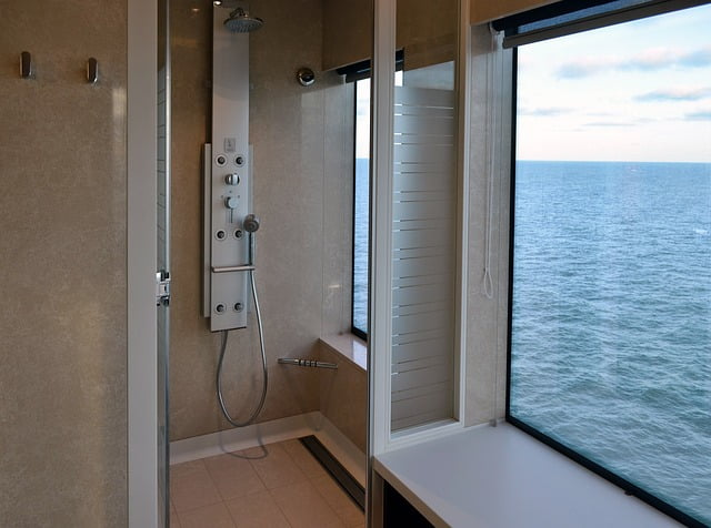 Steam Showers Glass Cabins