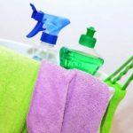 Kitchen Cleaning Supplies