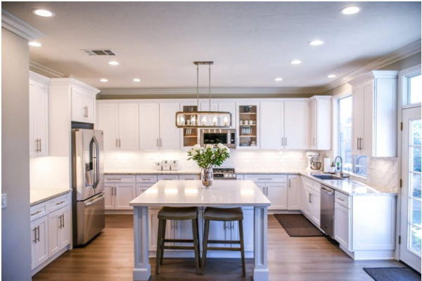 ENHANCE THE INTERIOR OF YOUR KITCHEN