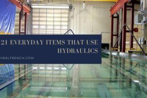 21 Everyday Items That Use Hydraulics