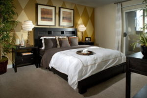 Bedrooms with Quick Renovations