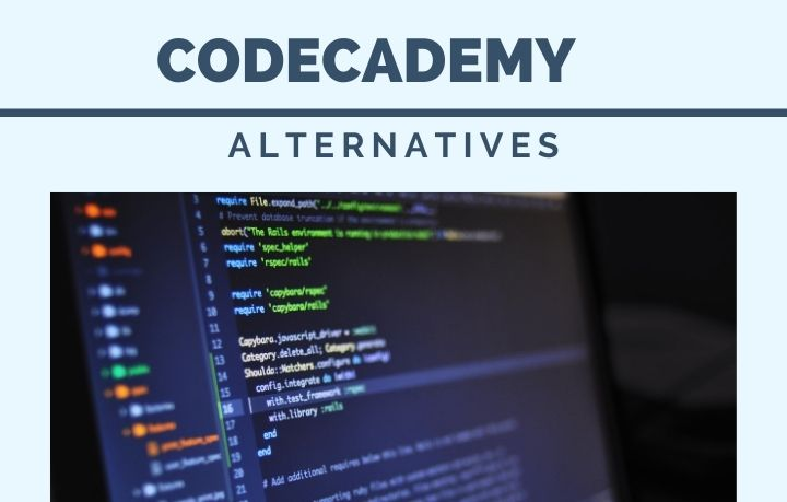 Codecademy alternatives