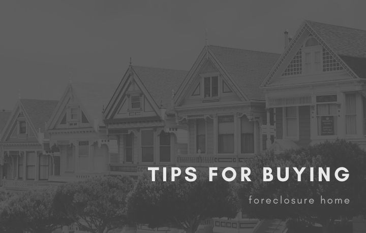 buying foreclosure home