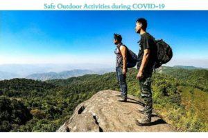 Safe Outdoor Activities