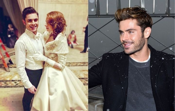 zac efron age height