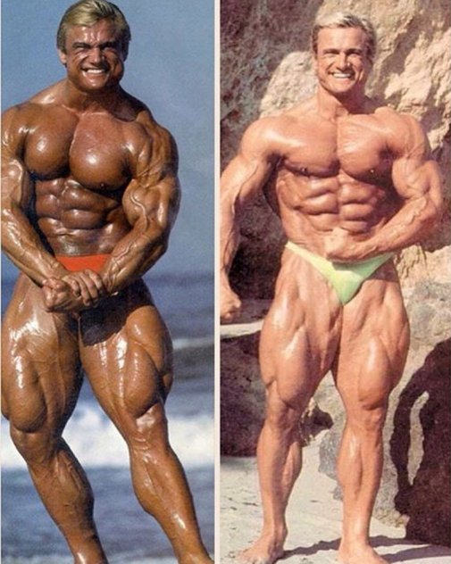 Tom Platz instagram