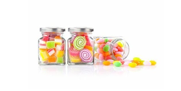 Sweets for Candy Lovers