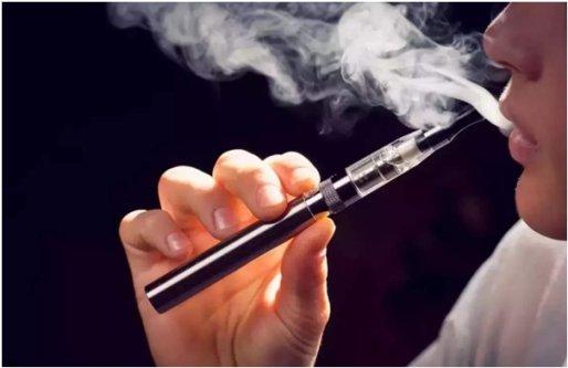 Smoking E-Cigarette Liquid