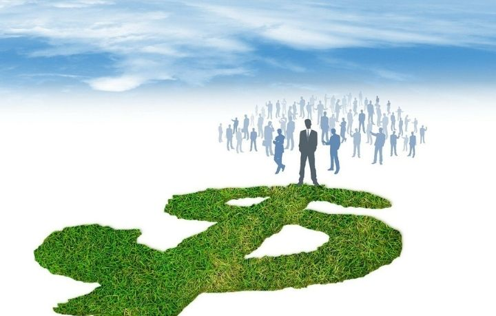 Business Green In 2021
