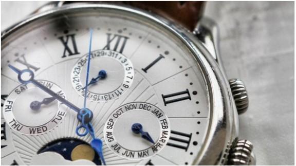 Four Elegant Timepieces By Marc Jacobs
