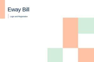 Eway Bill