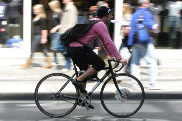 Bike in NYC