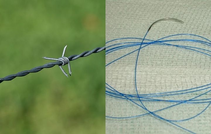 High Tensile and Low Carbon wire